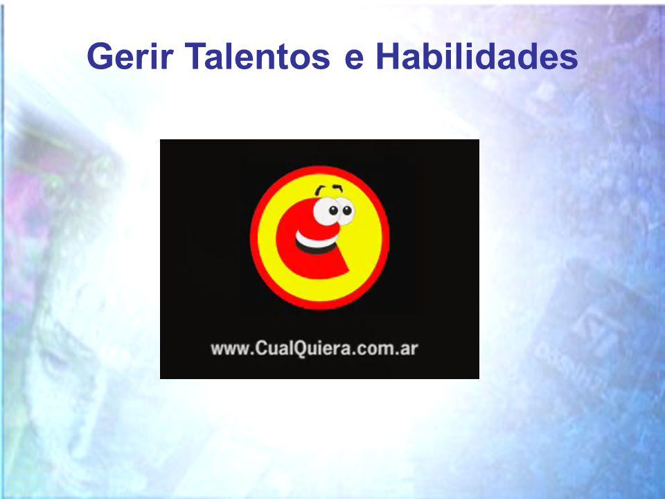 Gerir Talentos e Habilidades