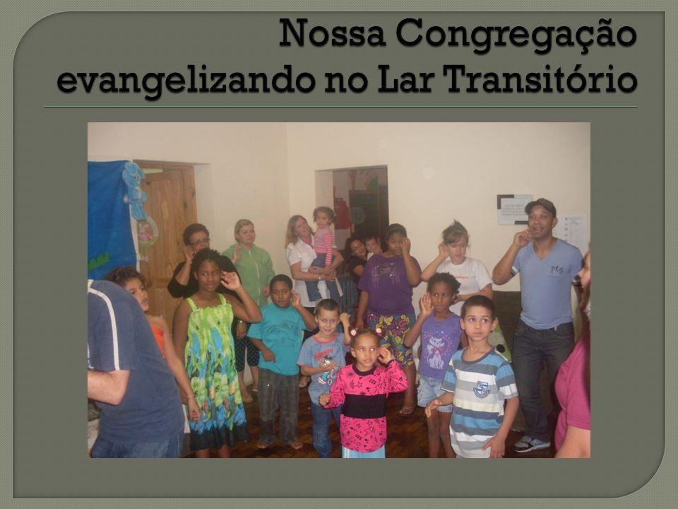 FAMÍLIA MISSIONÁRIA É FAMÍLIA ACULTURADA