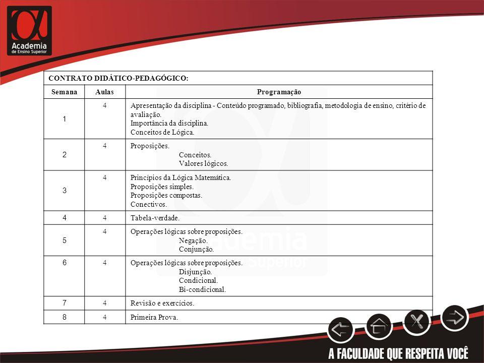 9 4Devolução da Primeira Prova e Esclarecimento de Dúvidas.