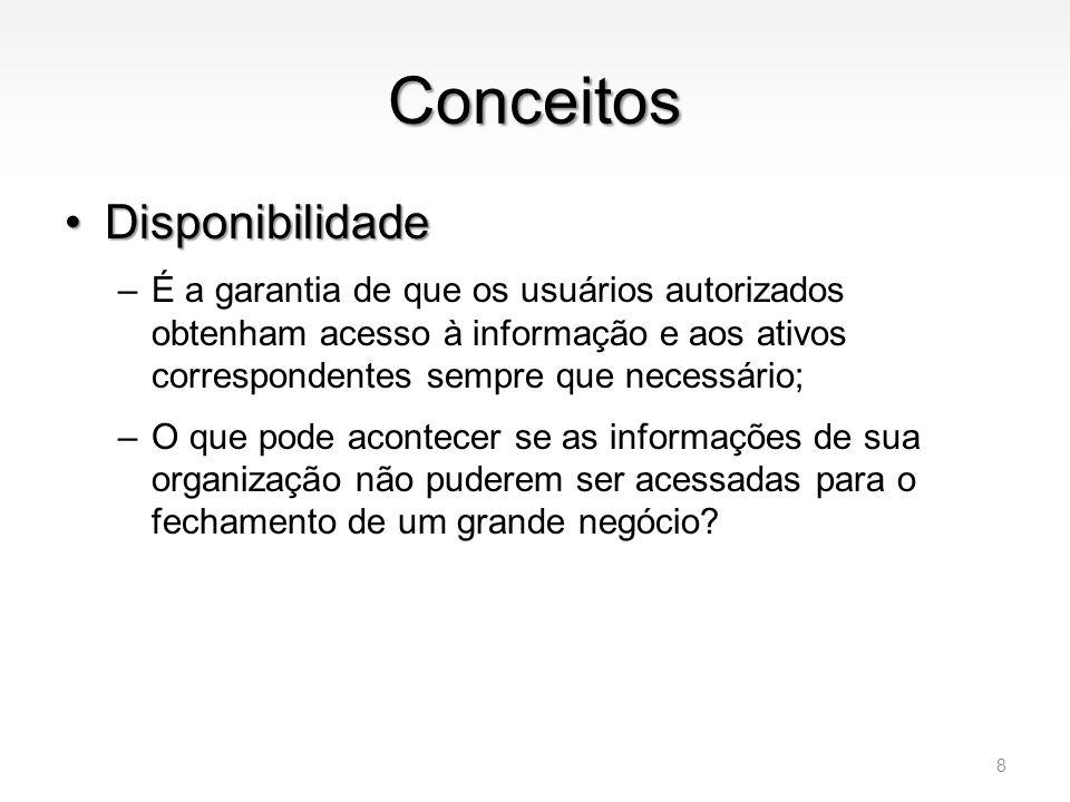 Conceitos •O 4º.