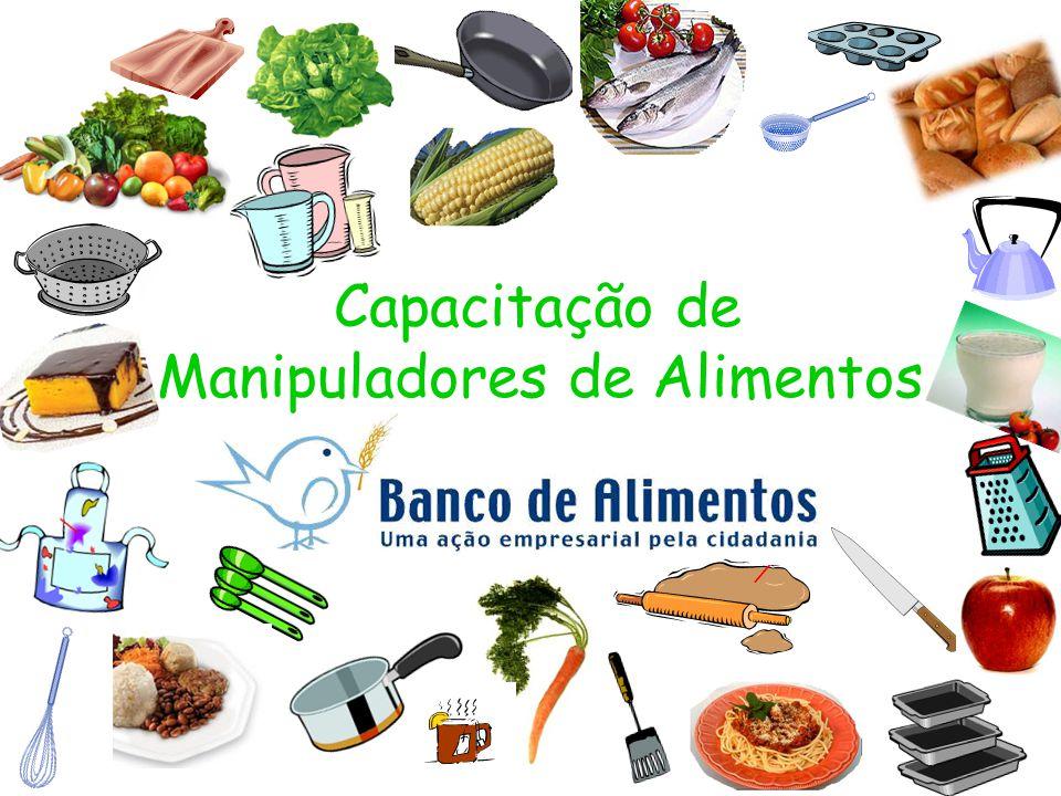 Todo o local que envolve a produção de alimentos deve ser mantido limpo e organizado.