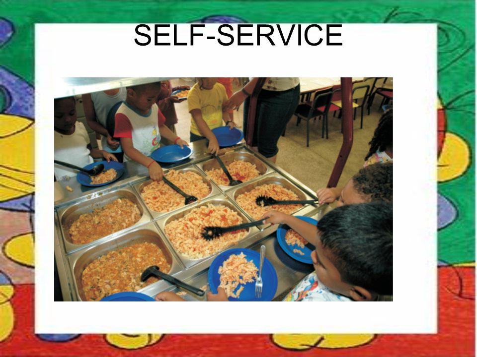 SELF-SERVICE