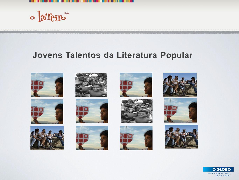 Texto Jovens Talentos da Literatura Popular