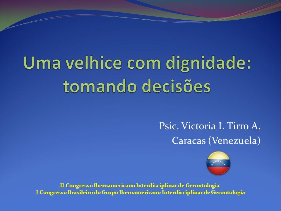 Psic. Victoria I. Tirro A.