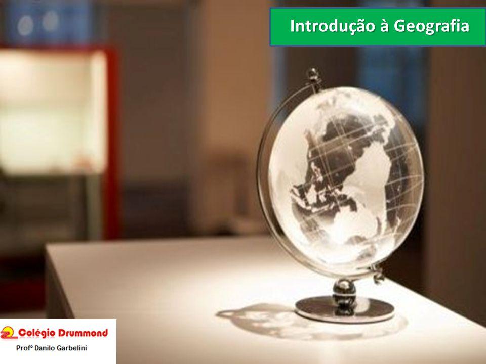 Espaço Geográfico É entendido como o espaço produzido e apropriado pela sociedade, composto pela inter-relação dos objetos naturais e culturais (Santos, 2006).
