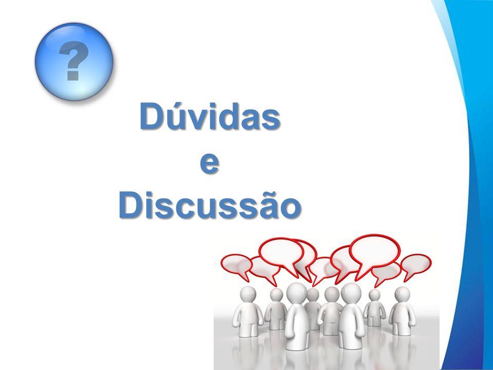 Dúvidas e Discussão