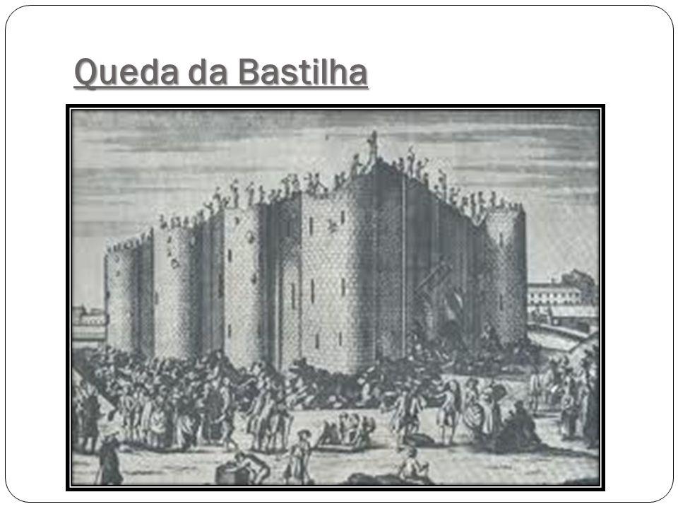 Queda da Bastilha