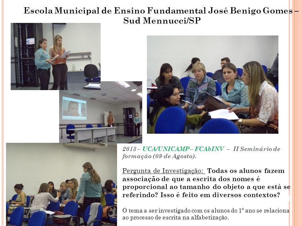 Escola Municipal de Ensino Fundamental Dr.