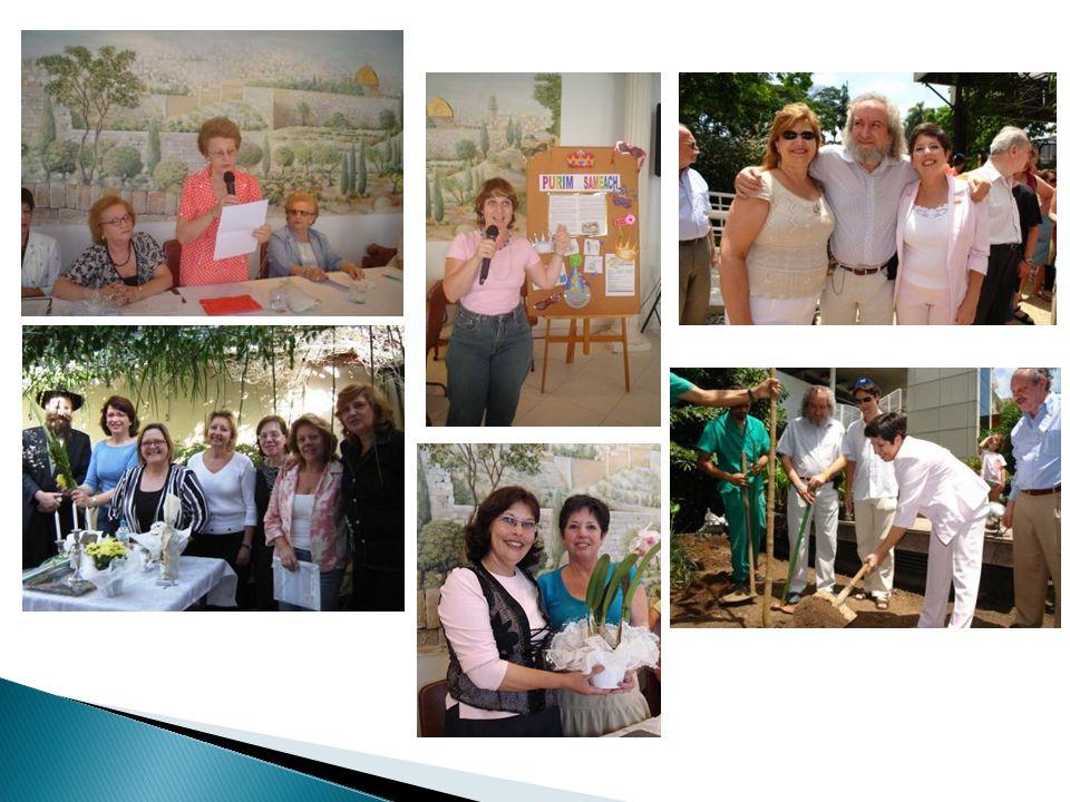 Classes Brasileiras em Ayanot 2007 – 20 Alunos 2008 – 25 Alunos 2009 – 21 Alunos A partir de 2010, o Programa deixou de ter a parceria da Na'amat Brasil.
