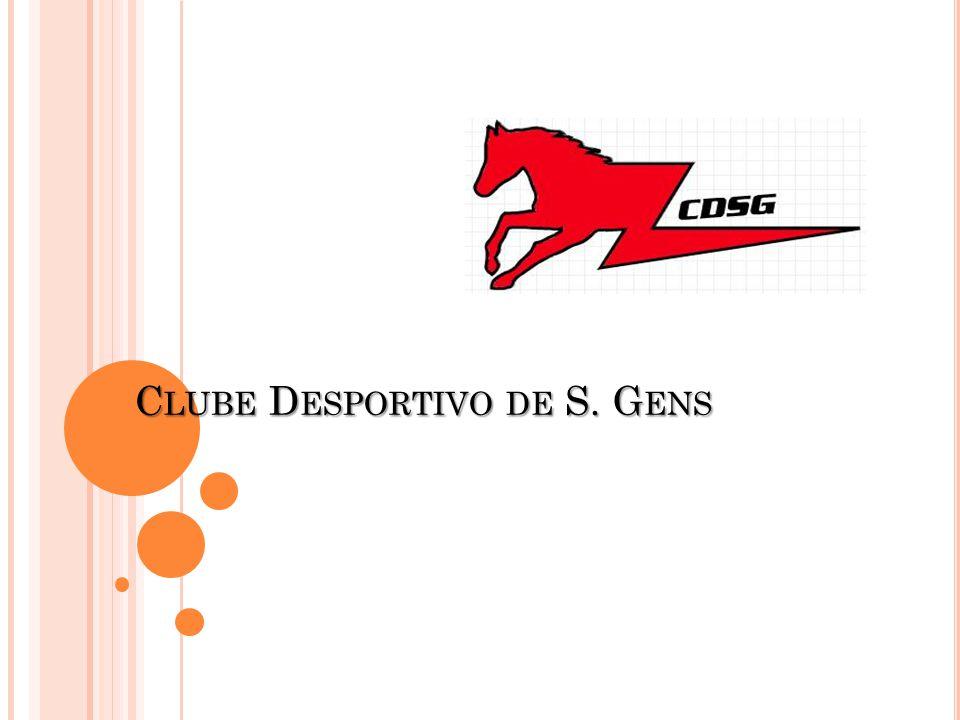 C LUBE D ESPORTIVO DE S. G ENS