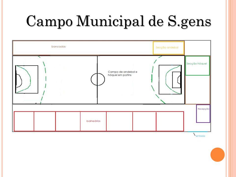 Campo Municipal de S.gens