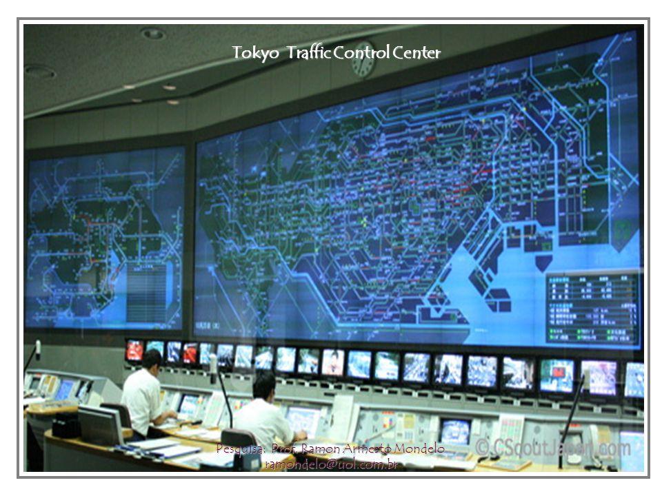 Tokyo sinalization & dinamic information Pesquisa: Prof. Ramon Armesto Mondelo ramondelo@uol.com.br