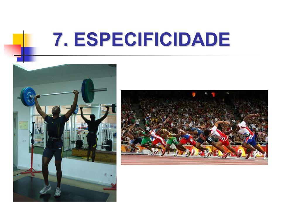 7. ESPECIFICIDADE