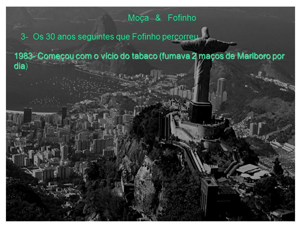 Moça & Fofinho 3- Os 30 anos seguintes que Fofinho percorreu 1978/79- Num domingo a Papagaio ficou fechada para o público em função do aniversário do