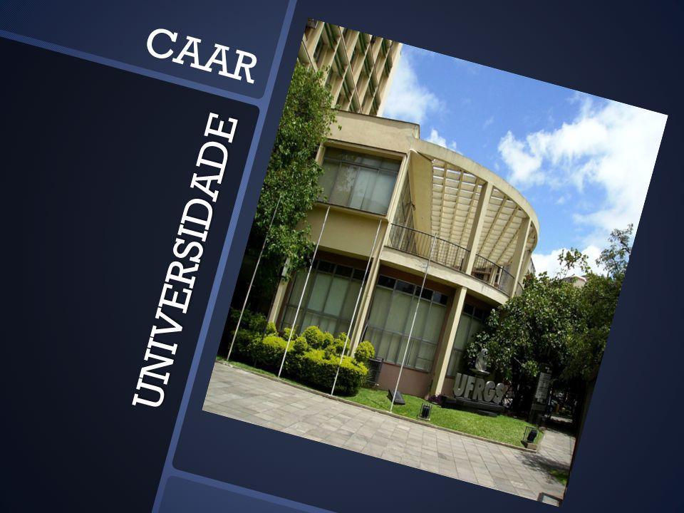 UNIVERSIDADE CAAR