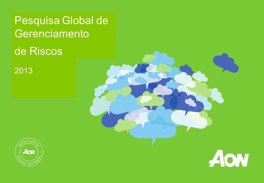 Pesquisa Global de Gerenciamento de Riscos 2013