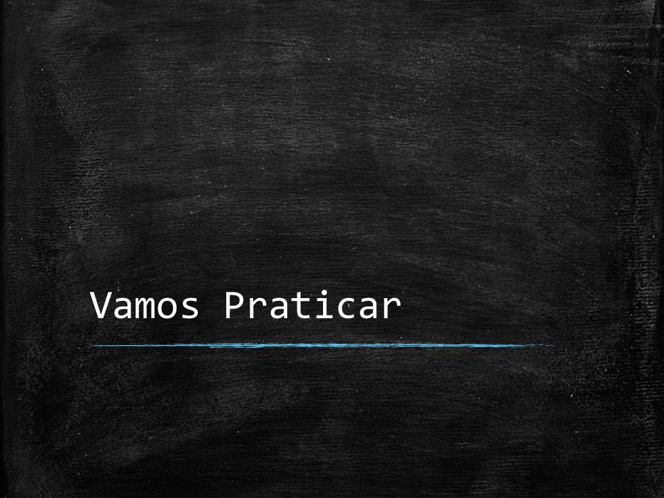 Refletindo...  O que é um verbo?  Qual sua função numa frase?  Qual sua importância?  Como identifica-lo?