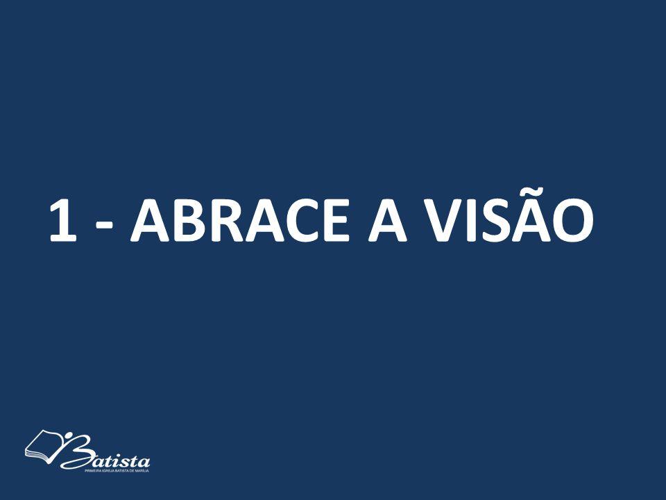 Apaixone-se pela visão...
