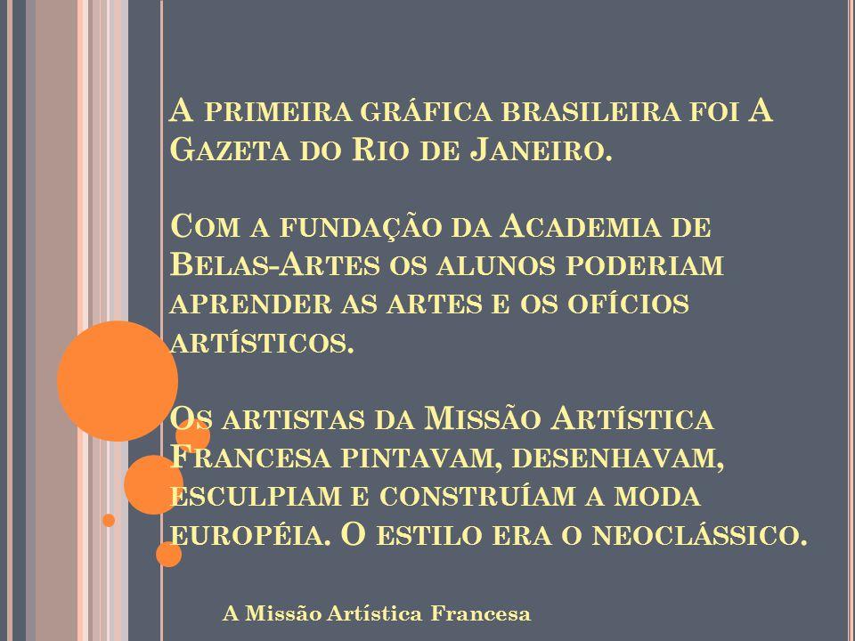 C ARACTERÍSTICAS DE CONSTRUÇÕES NEOCLÁSSICAS : COLUNAS GREGAS, ARCOS ROMANOS E FRONTÕES.