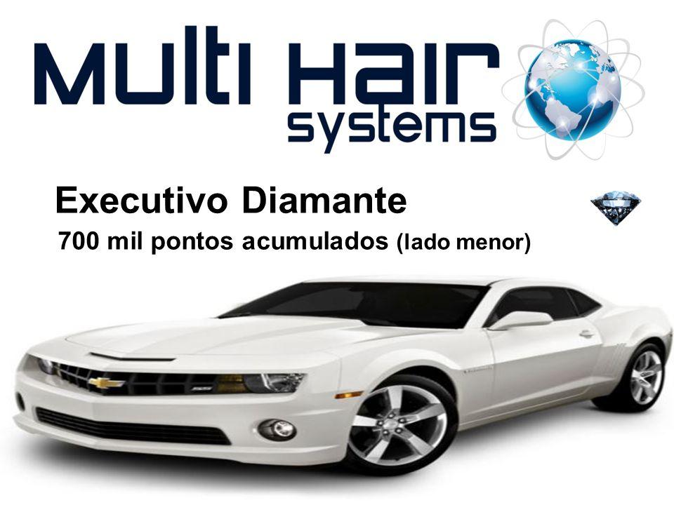 Executivo Diamante 700 mil pontos acumulados (lado menor)