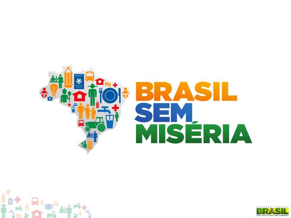 Superação da miséria • Objetivo fundamental da República (CF, Art.