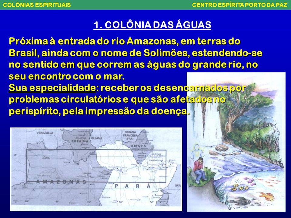 MORADAS ESPIRITUAIS Vânia Arantes Damo COLÔNIAS ESPIRITUAIS CENTRO ESPÍRITA PORTO DA PAZ