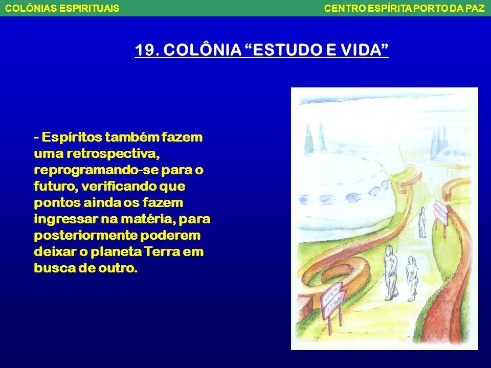"""19. COLÔNIA """"ESTUDO E VIDA"""" - Encontra-se no Mato Grosso do Sul e parte da Bolívia. No Brasil, envolve a região do Pantanal Matogrossense adentrando a"""