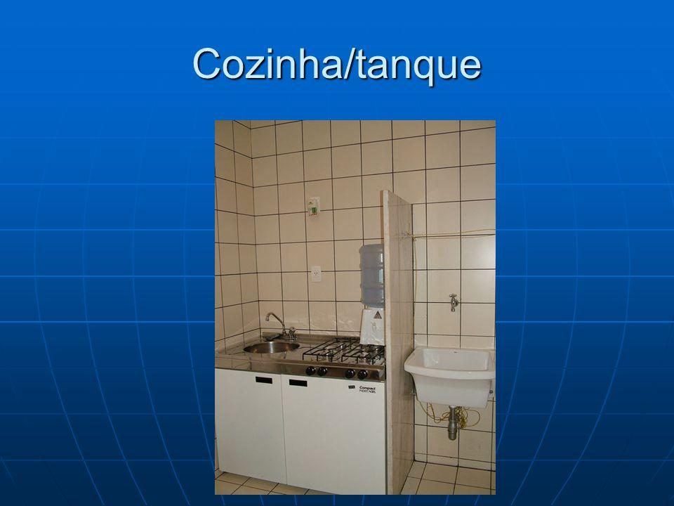 Cozinha/tanque