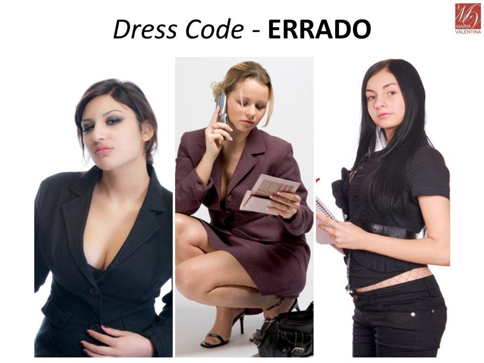 Dress Code - ERRADO