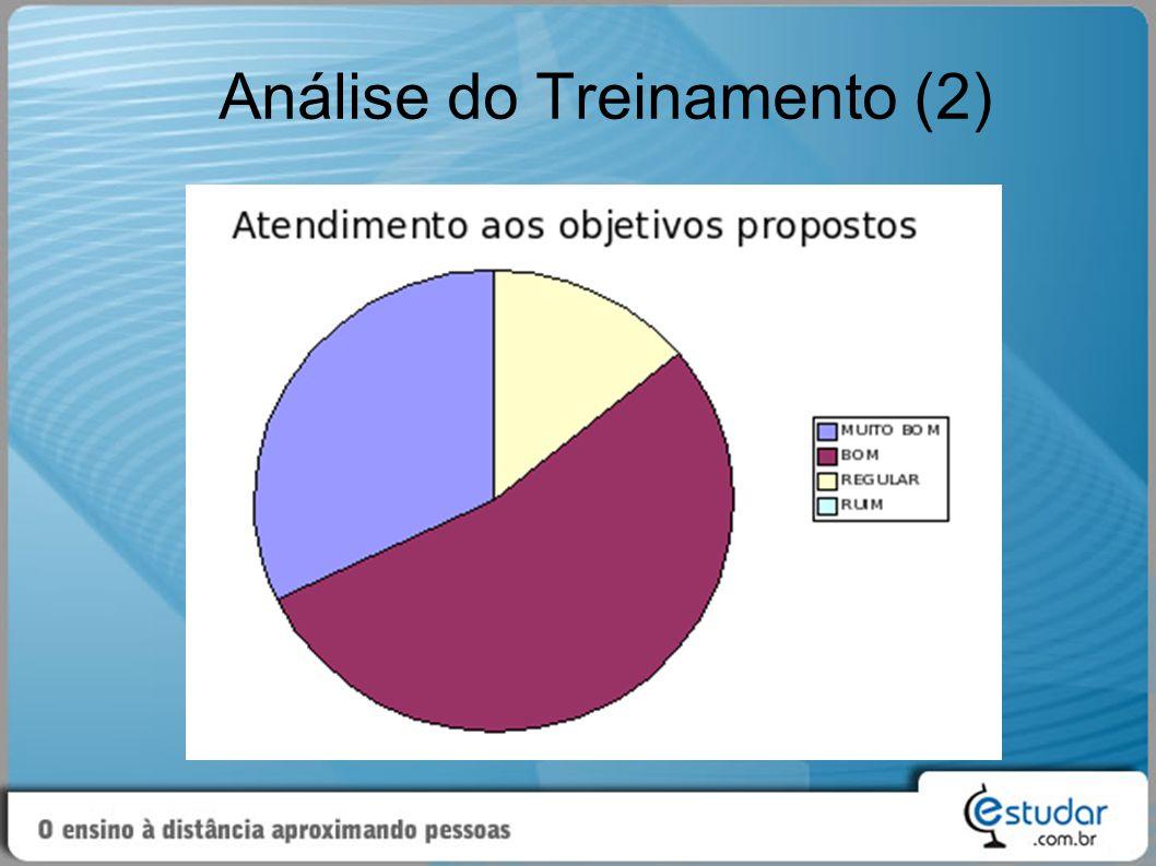 Análise do Treinamento (3)