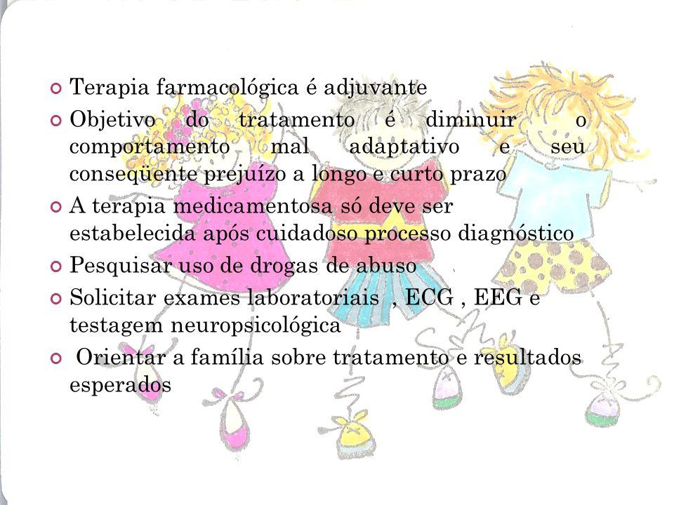 DIFICULDADES Ensaios clínicos reduzidos Pouco conhecimento sobre vulnerabilidade efeitos colaterais e efeitos adversos Recomendável iniciar tratamento com doses baixas