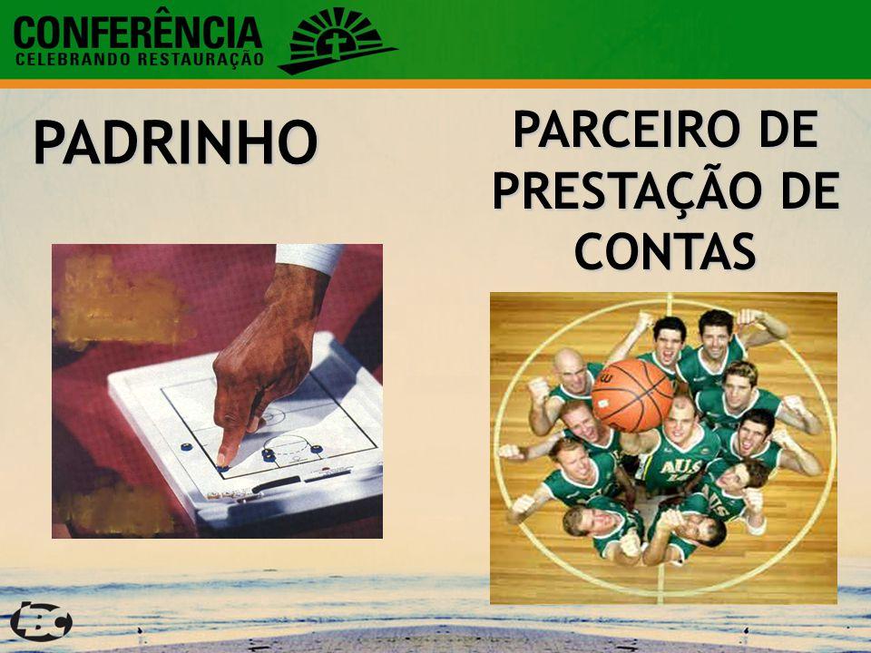 PARCEIRO DE PRESTAÇÃO DE CONTAS PADRINHO