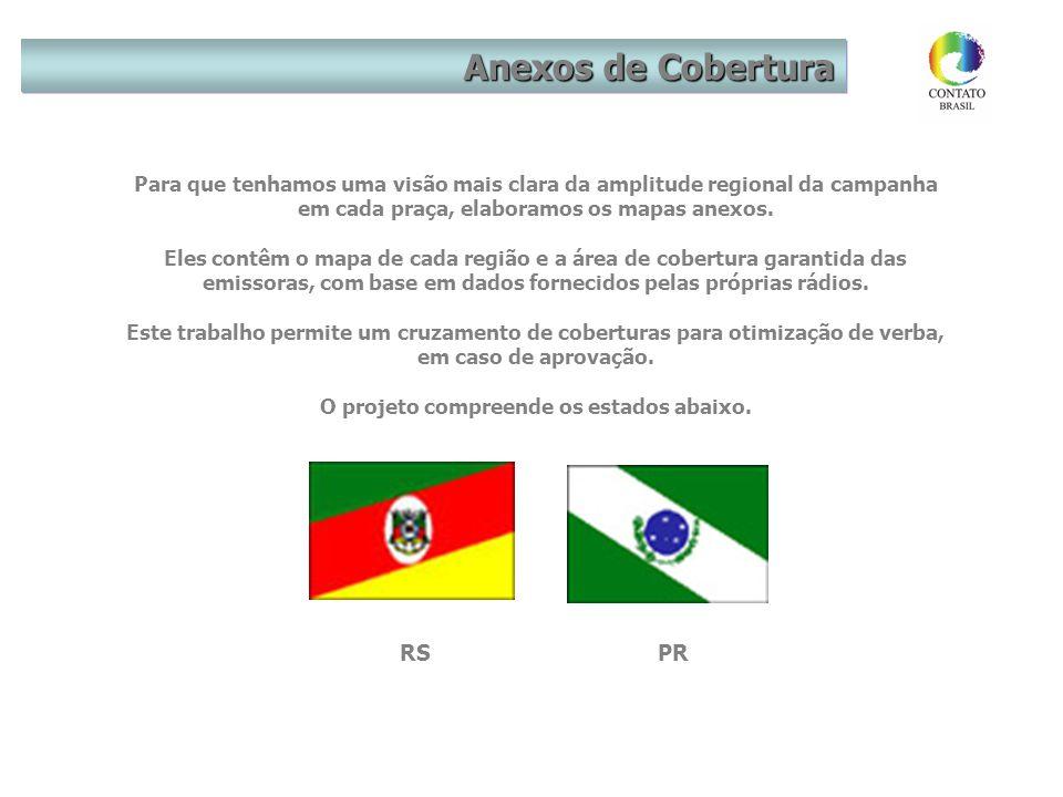 Projeto Região Sul / PR Cidade Londrina Emissoras Paiquerê AM