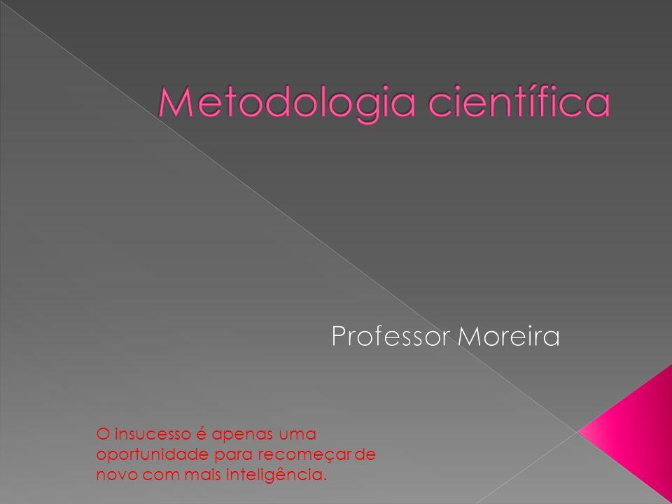 A disciplina Metodologia Científica é eminentemente prática e deve estimular os estudantes para que busquem motivações para encontrar respostas às suas dúvidas.