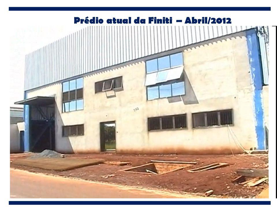 Prédio atual da Finiti – Abril/2012