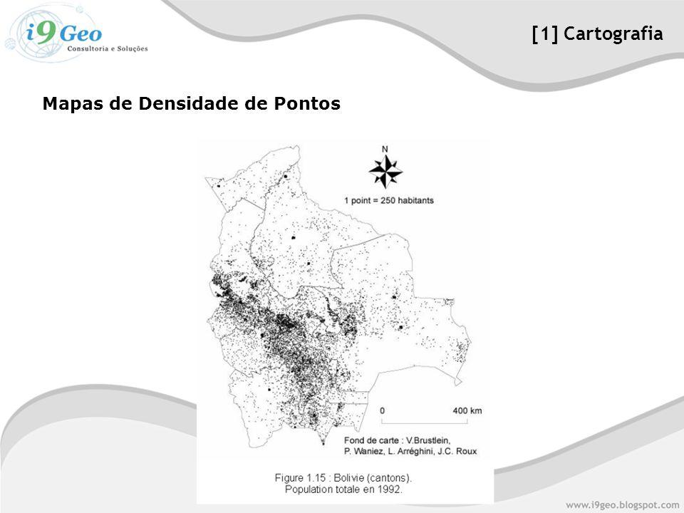 [1] Cartografia Mapas de Densidade de Pontos