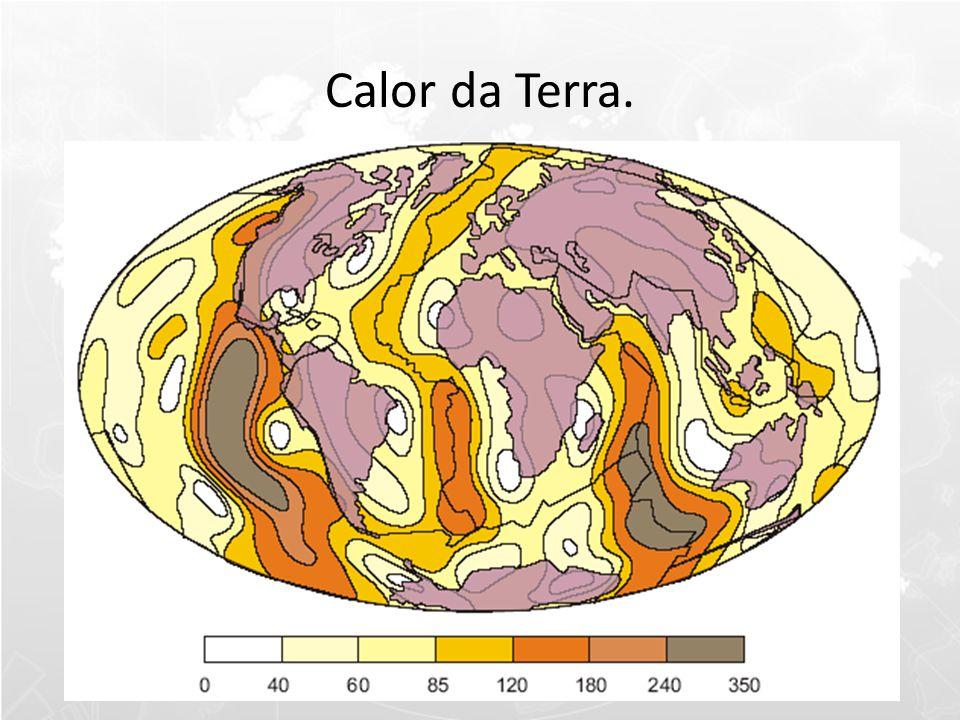 Calor da Terra.