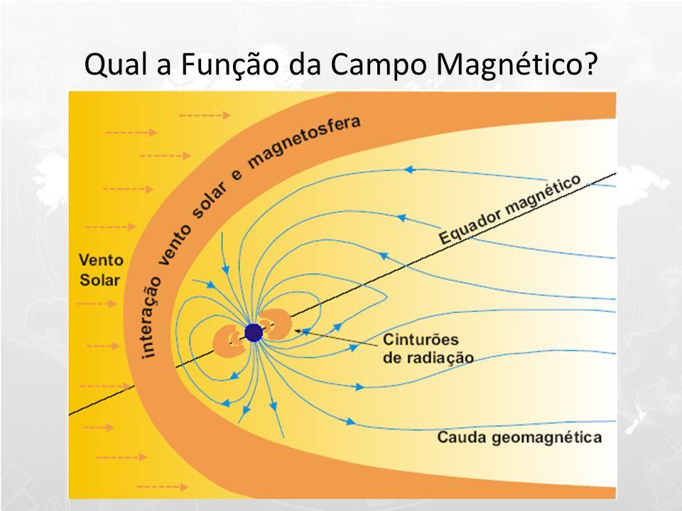 Qual a Função da Campo Magnético?