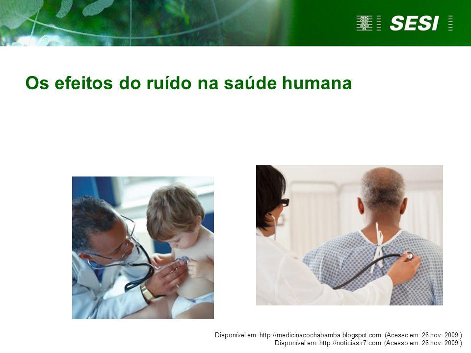 Disponível em: http://medicinacochabamba.blogspot.com. (Acesso em: 26 nov. 2009.) Disponível em: http://noticias.r7.com. (Acesso em: 26 nov. 2009.) Os