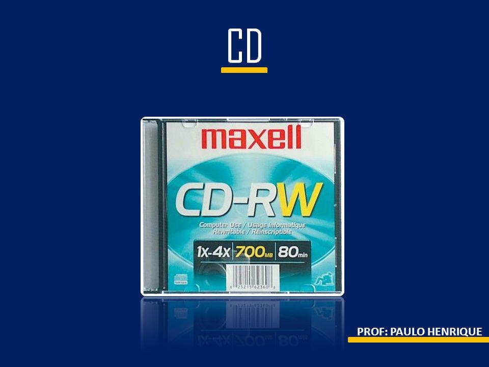CD PROF: PAULO HENRIQUE