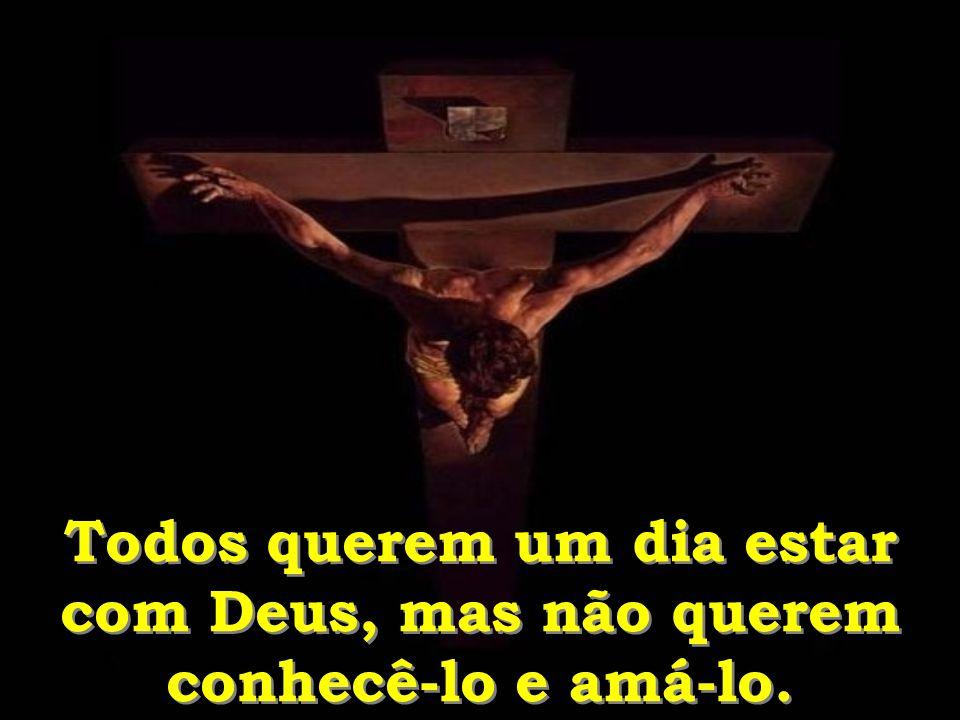Como nós esquecemos de Jesus! Como nós esquecemos de Jesus! Acreditamos em tudo o que nos ensinam, mas questionamos as coisas que vem de Deus... Acred