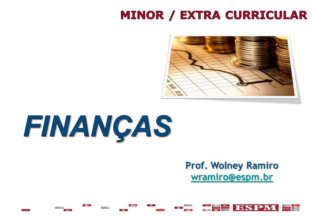 Prof. Wolney Ramiro wramiro@espm.br
