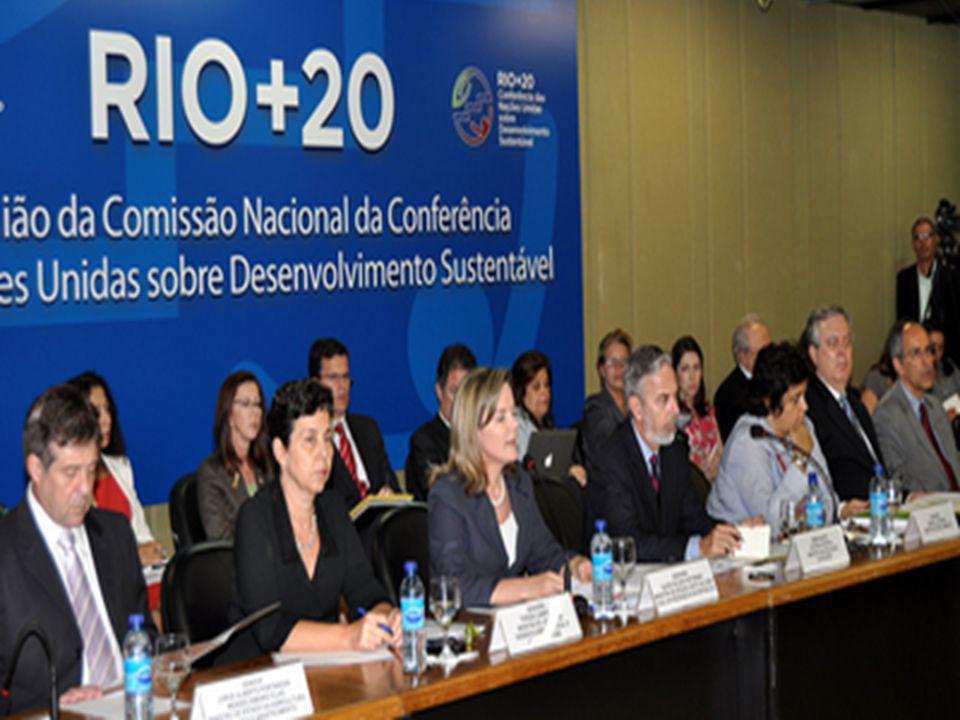 COP 17 •Em 2010, no período de 29 de novembro a 10 de dezembro, foi realizada em Cancún, México, a COP 16 – Conferência da ONU sobre Mudanças Climátic
