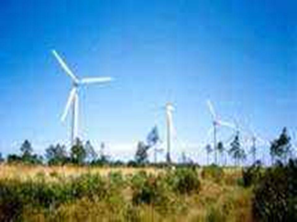 Utilização de Fontes de Energia Alternativa Viável •Energia eólica •Energia fotovoltaica •Energia geotérmica •Energia das marés