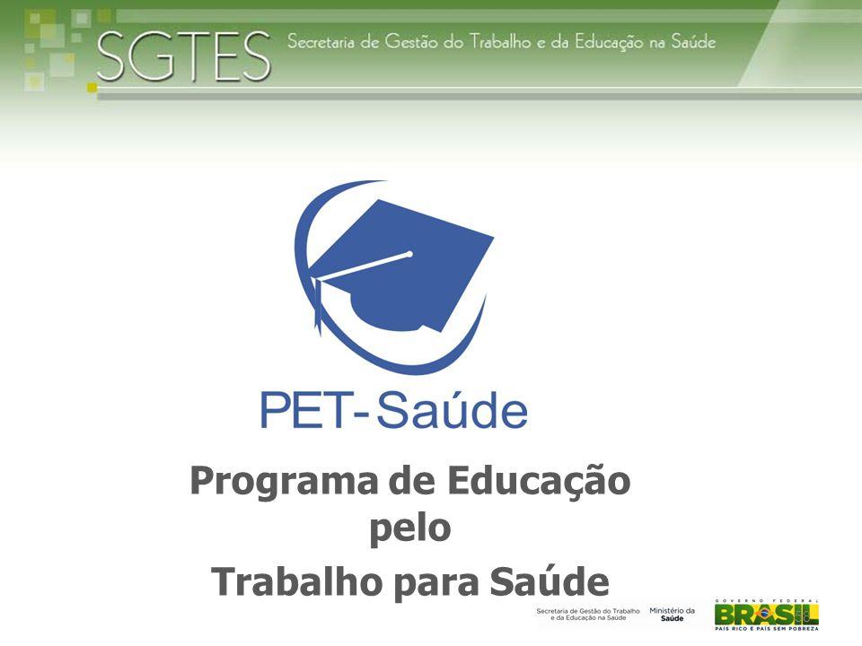 Programa de Educação pelo Trabalho para Saúde 58