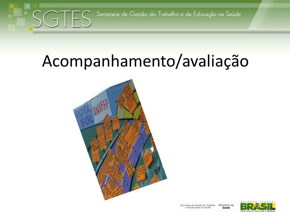 Acompanhamento/avaliação 80