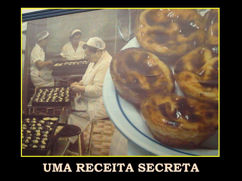 UMA RECEITA SECRETA