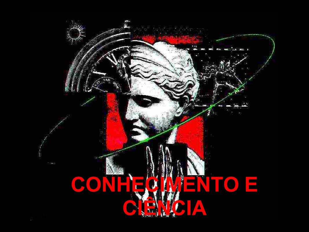 Conhecimento e ciência: homem como gerador de conhecimento CONHECIMENTO E CIÊNCIA 4/7/20141www.nilson.pro.br