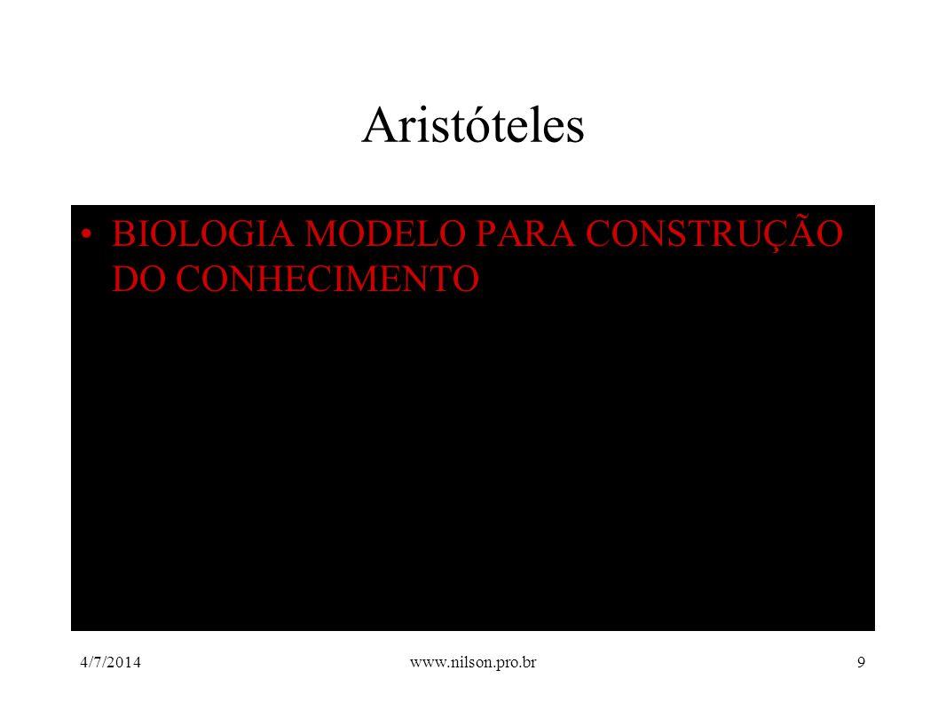 Objeto •Fator de análise •Contexto •Enunciado •Fatores críticos •Analogia •Complexidade 4/7/201420www.nilson.pro.br