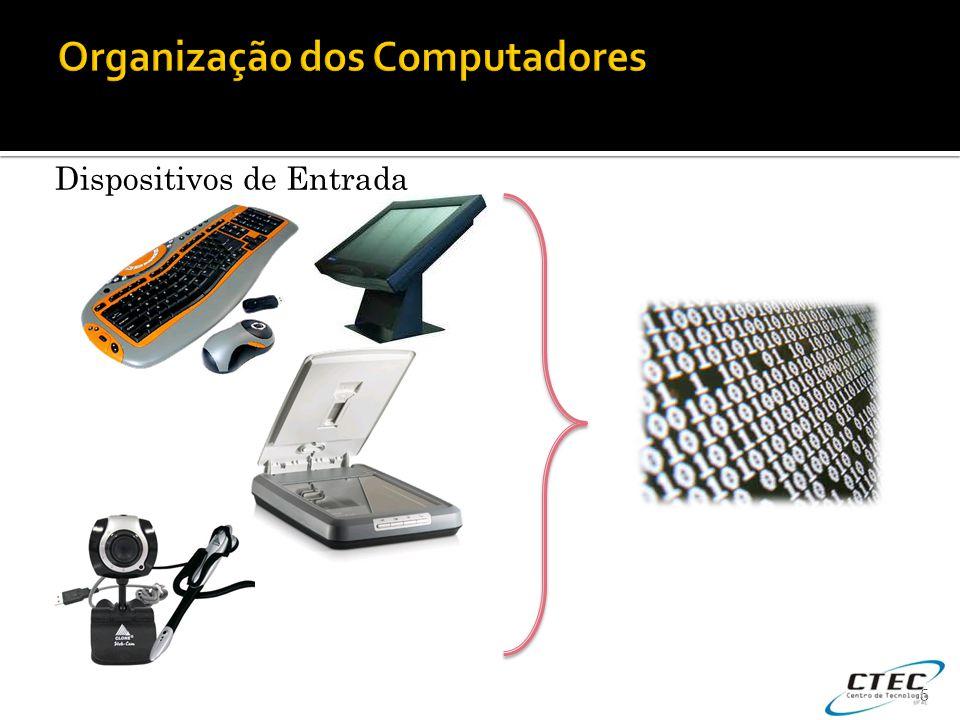 5 Dispositivos de Entrada